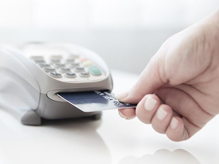 Card payment | Atradius